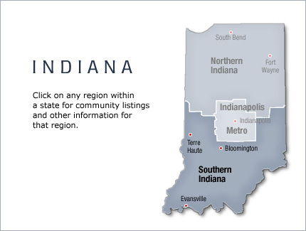Southern indiana new home communities living new homes for Home builders in southern indiana