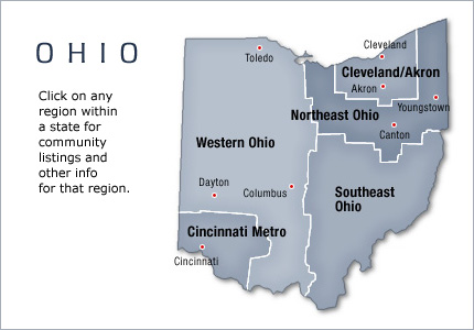 Ohio New Home Communities Living  New Homes For Sale In