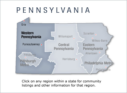 Western pennsylvania new home communities living new for Home builders western pa