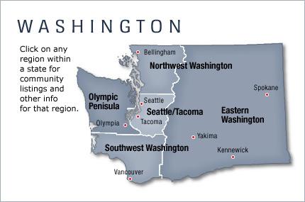 Washington New Home Communities Living New Homes For