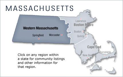 skilled nursing communities and nursing homes in western massachusetts